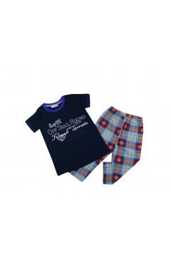 Пижама с коротким рукавом для мальчика
