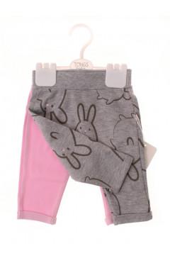 Набор штанишек (2 шт) для девочки