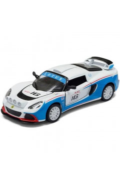 Машинка металлическая Lotus Exige R-GT