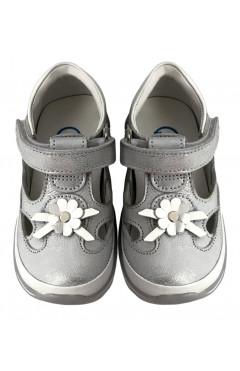 Детские ортопедические туфли для девочек, кожа, дышащие Perlina р. 23, 24, 25