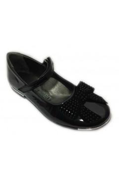 Детские туфли ортопедические для девочек кожа, Minimen р. 25, 26, 27