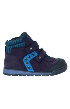 Детские ортопедические ботинки для мальчика, кожа, Minimen р. 22, 23, 24