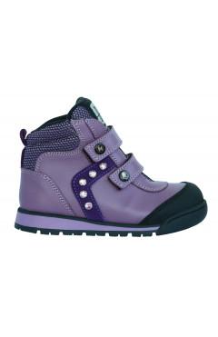 Детские ортопедические ботинки для девочки, кожа, Minimen р. 22, 23, 24