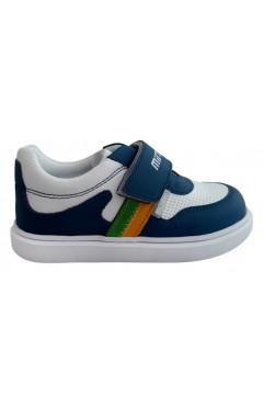Кроссовки Minimen 86KEDI21 Голубой с белым