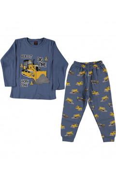 Пижама с длинным рукавом для мальчика