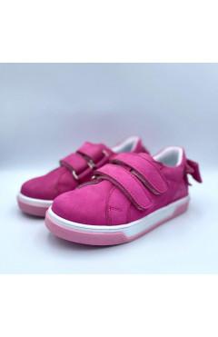 Детские кроссовки для девочки, кожа, Perlina р. 26, 27, 28, 29, 30