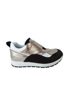 Детские кроссовки для девочки, кожа, ортопедическая стелька Perlina р. 37, 38, 39, 40