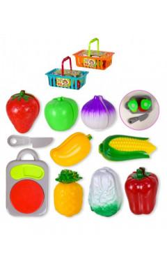 Игровой набор с продуктами