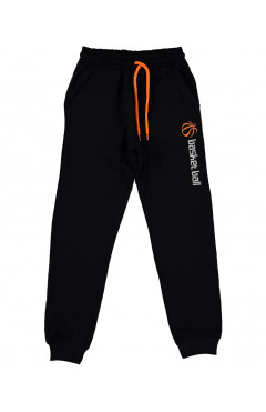 Детские спортивные штаны,для мальчика,черные,р.92,104,116,128,Ildes Турция