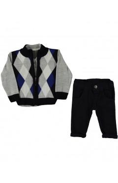 Комплект одежды для мальчика, хлопок, р. 68,74,80,86 Baby One Турция
