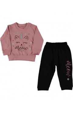 Кофточка и штанишки для девочки