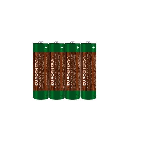 Батарейка SUPER ALKALINE.размер AA (LR6).напряж.:1.5В.цилиндр. формы(1 шт. из термоусад. пленки)