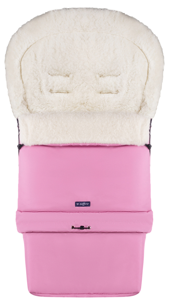 Зимний конверт Womar (Zaffiro) №20 с удлинением  розовый
