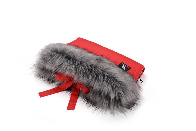 Муфта Cottonmoose Cottonmuff 262/124/72/142 red (красный)