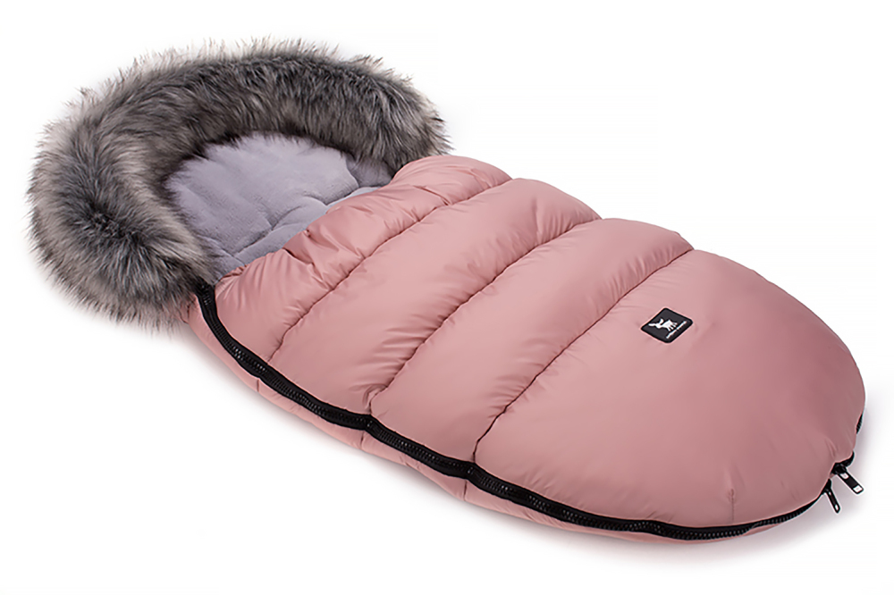 Зимний конверт Cottonmoose Moose 422-4 pink (розовая пудра)