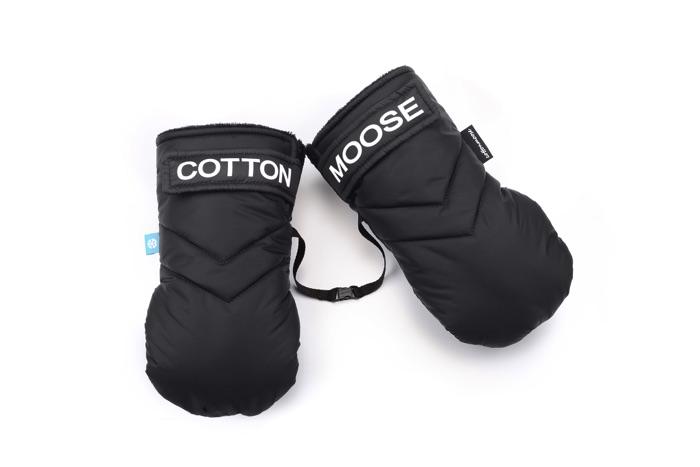 Рукавицы Cottonmoose Northmuff 897-6 black (черный)