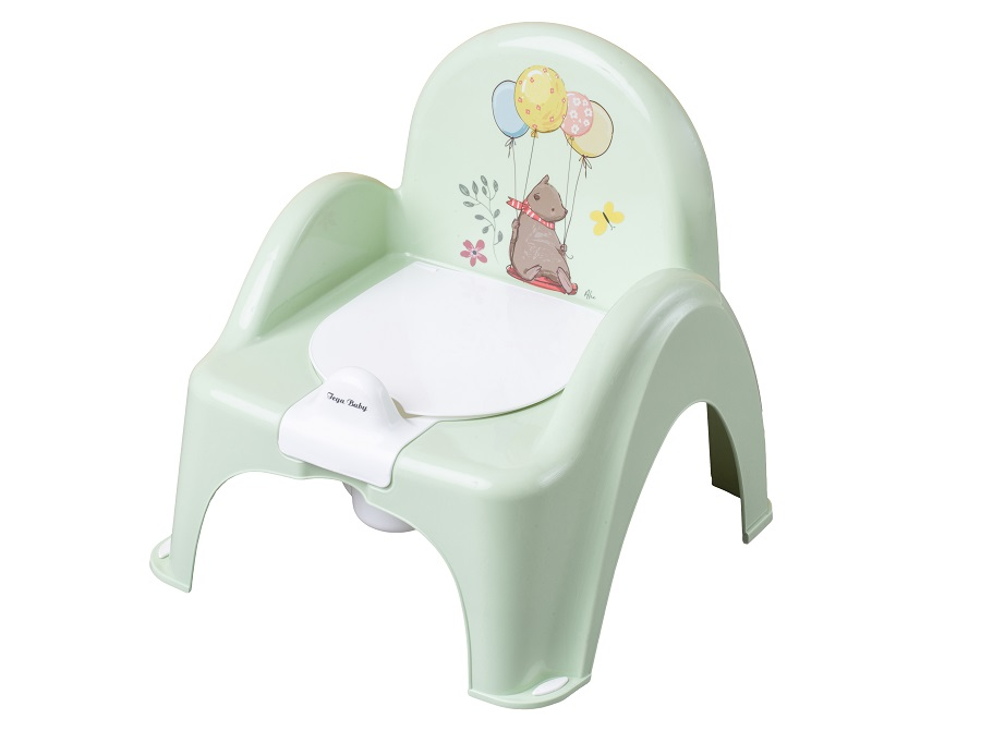 Горшок-стульчик Tega Forest Fairytale FF-007 112 light green