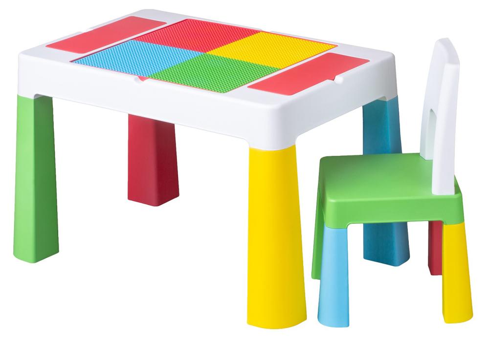 Стол и стул Tega Multifun Eco MF-004 134 multicolor