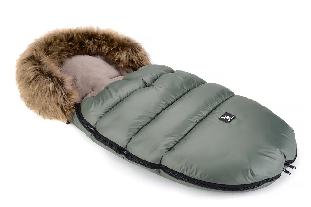 Зимний конверт Cottonmoose Moose 422-2 jungle green (хаки)
