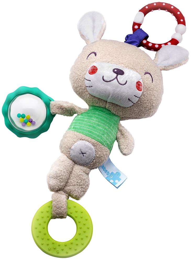 Игрушка Labebe Bunny Rattle Toy 0m+ HY041271B