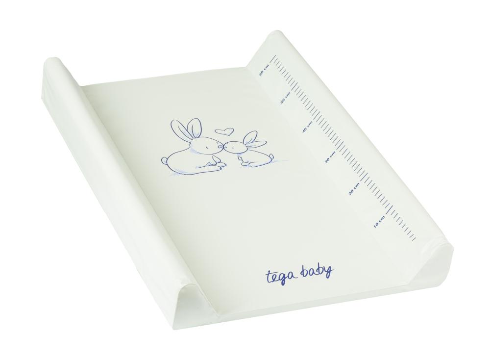 Пеленальная доска Tega Little Bunnies KR-009 103 white