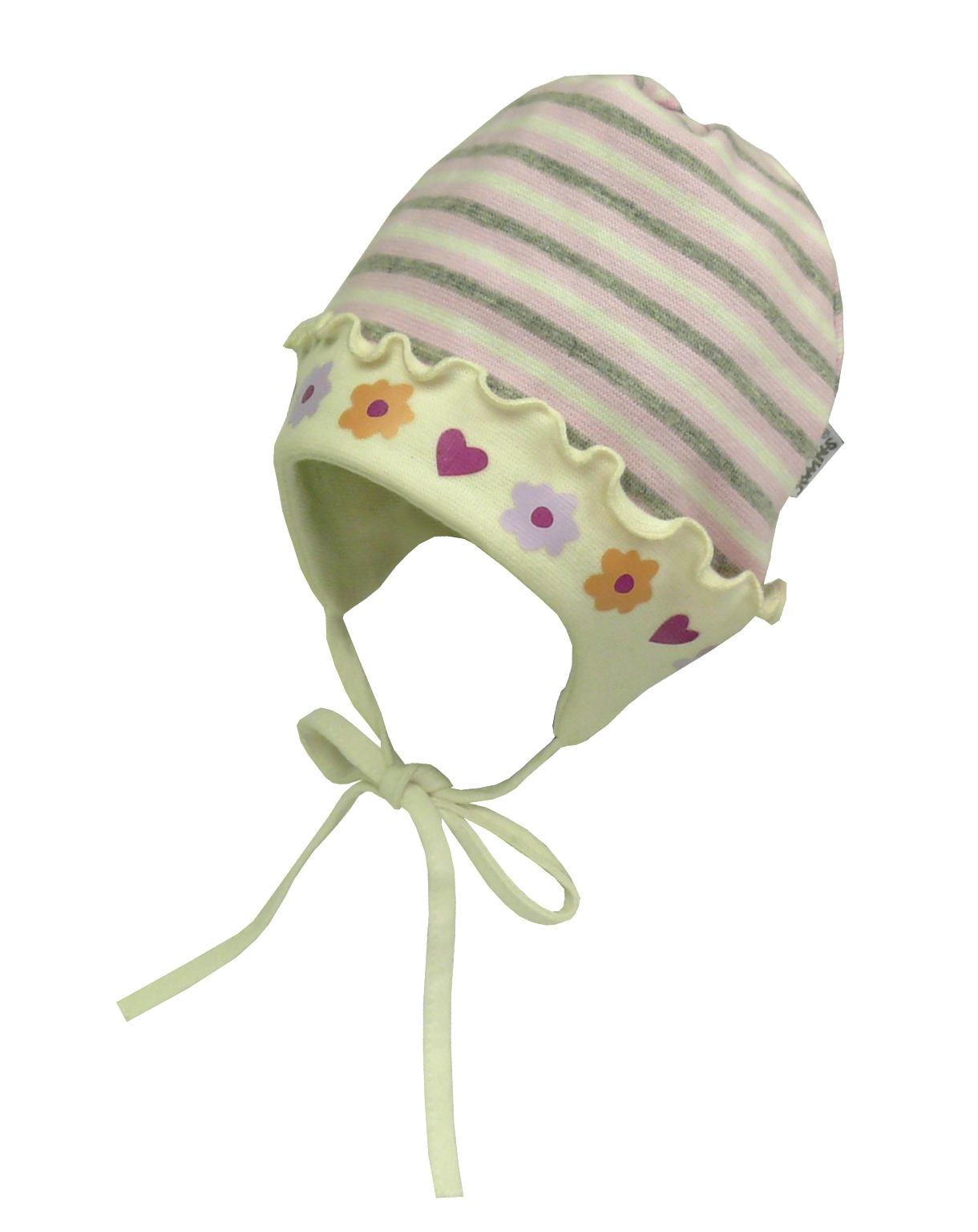 Деми шапка для девочки
