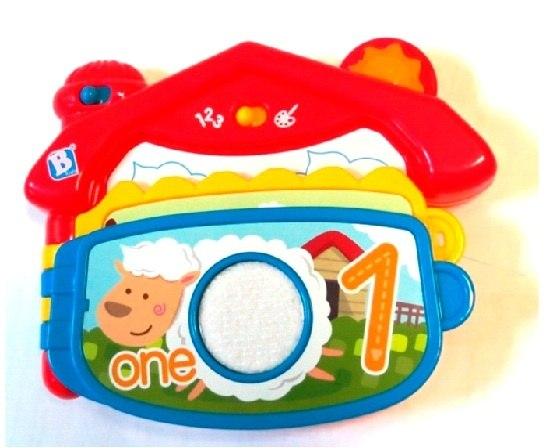 Развив. музыкальная игрушка