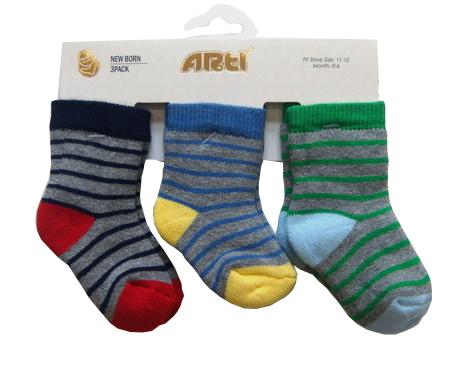 Махровые носки для мальчика