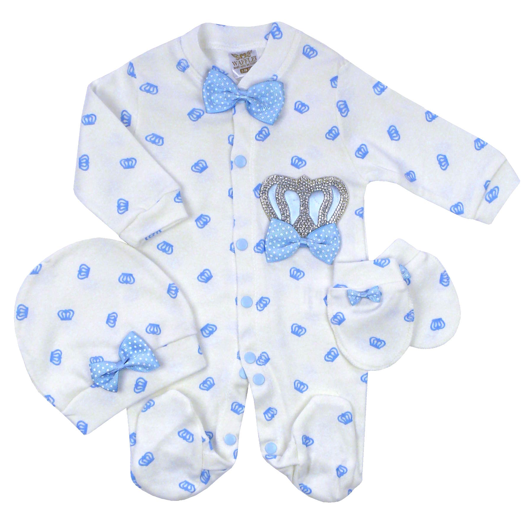 Комплект для малыша (3 предмета)