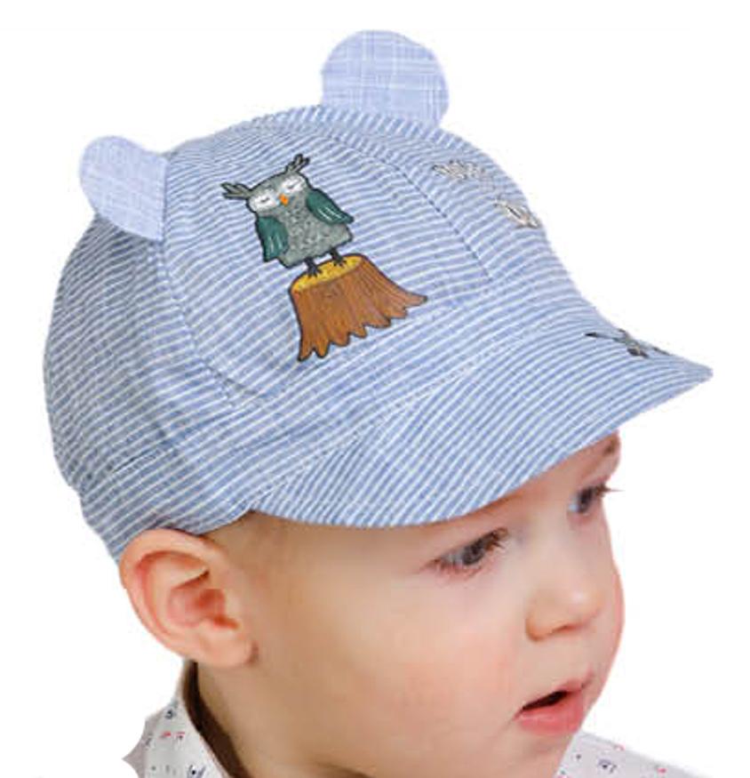 кепка для мальчика