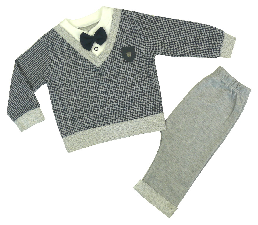 Кофточка и штанишки для мальчика